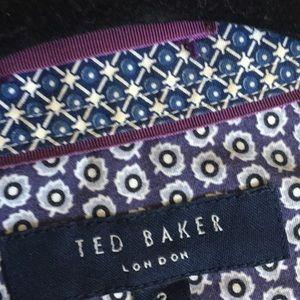 Ted baker bottom down shirt